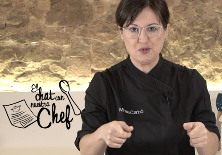 Chef Mireia Carbó Montsia Lovers